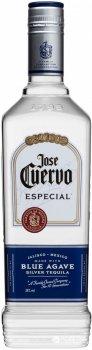 Текила Jose Cuervo Especial Silver 0.5 л 38% (7501035042384)