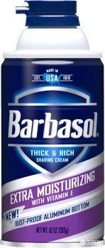 Крем-пена для бритья Barbasol Экстраувлажнение 283 г (051009009662)