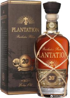 Ром Plantation Barbados XO 20th Anniversary 0.7 л 40% (3460410528025)