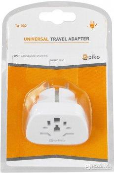 Перехідник мережевий Piko TA-002 на EU (1283126472510)