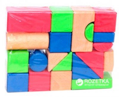 Кубики Руді 20 деталей (Д288у)