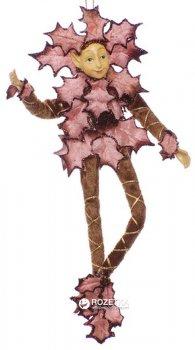 Ялинкова іграшка Scorpio Лялька-ельф 30 см Шоколадна (571056)(4824028009434)