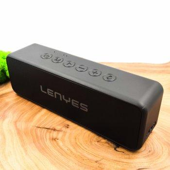 Потужна портативна Bluetooth колонка з вологозахистом Lenyes S806