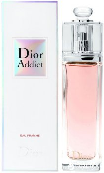 Туалетная вода для женщин Dior Addict Eau Fraiche 50 мл (3348901181853)