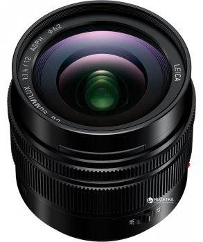 Panasonic Micro 4/3 Lens 12mm Black (H-X012E)