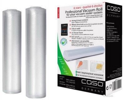Сменная пленка к вакуумному упаковщику CASO 27.5x600 см