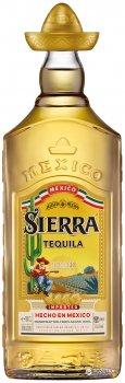 Текила Sierra Reposado 1 л 38% (4062400543002)