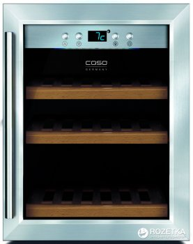 Холодильник для вина CASO WineSafe 12 Classic