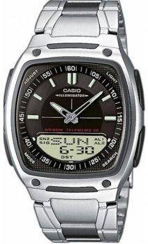 Чоловічий годинник Casio AW-81D-1AVEF