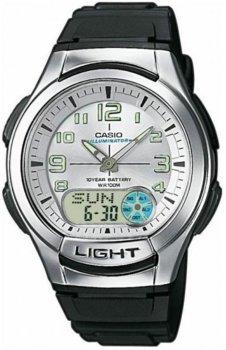Чоловічий годинник Casio AQ-180W-7BVEF