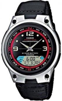 Чоловічий годинник Casio AW-82B-1AVEF