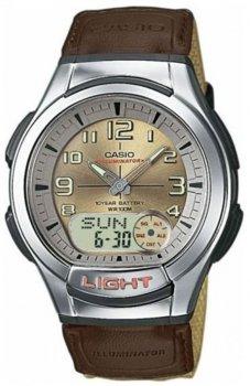 Чоловічий годинник Casio AQ-180WB-5BVEF