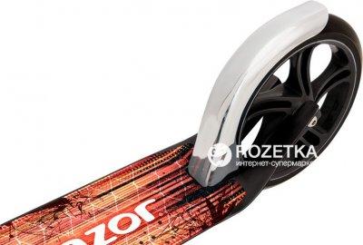 Самокат Razor A5 Lux Black (13073067)