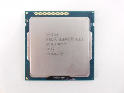 Б/У, Процесор, Intel Pentium G 1620 s1155, 3M Cache, 2.7 GHz