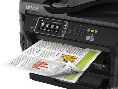 Epson L1455 A3 with WI-FI, duplex, ethernet, fax (C11CF49403)