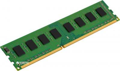 Оперативна пам'ять Kingston DDR3-1600 4096MB PC3-12800 (KCP316NS8/4)