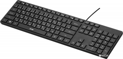 Клавіатура дротова Acme KS07 Slim USB (4770070878125)