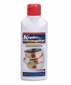 Засіб для чищення виробів з латуні і міді Reinex Messing & Kupferpflege 200 мл (4068400000682)
