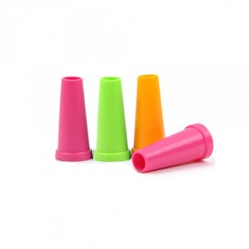 Набір мундштуків рівної форми кольорові
