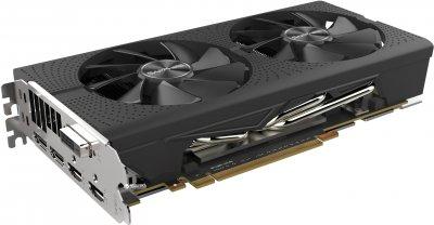 Sapphire PCI-Ex Radeon RX 580 Pulse 8GB GDDR5 (256bit) (1366/8000) (DVI, 2 x HDMI, 2 x DisplayPort) (11265-05-20G)