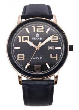 Годинник NEXXEN NE12803M RG/BLK/BLK/BLK