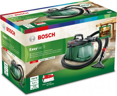 Пылесос универсальный Bosch EasyVac 3 (06033D1000)