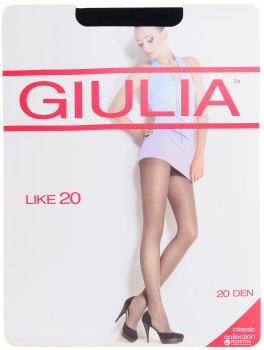 Колготки Giulia Like 20 Den Nero