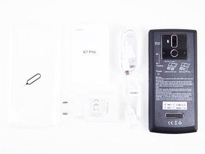 Мобильный телефон Oukitel K7 Pro 4/64Gb Black