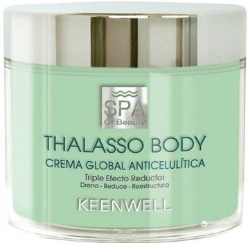 Антицелюлітний крем для тіла Keenwell Thalasso Body 270 мл (8435002110990)