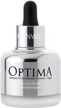 Сыворотка против морщин Keenwell Optima для всех типов кожи 40 мл (8435002120241)