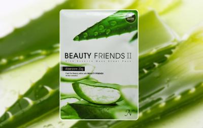 Маска для лица Beauty Friends II с алоэ вера 23 г (8809175171254)