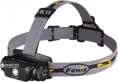 Налобный фонарь Fenix HL55 XM-L2 U2 Black (HL55XML2U2)