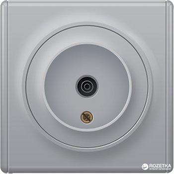 ТВ-розетка OneKeyElectro Florence Серая (1Е21101302)