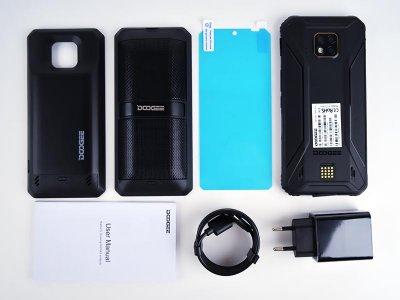 Мобильный телефон Doogee S95 Pro 8/128Gb Black Gift Version