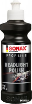 Полироль для фар Sonax HeadlightPolish 0.25 л (4064700276147)