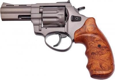 """Револьвер флобера STALKER 3 """"Титан. Матеріал рукояті - пластик"""