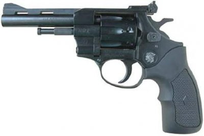 Револьвер під патрон Флобера Weihrauch Arminius HW4 4 '' пластик