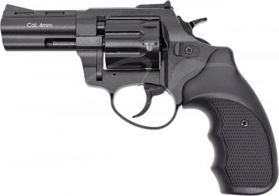 """Револьвер флобера STALKER 3 """". Матеріал рукояті - пластик"""