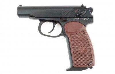 Пневматичний пістолет KWC PM blowback (KMB44AHN)