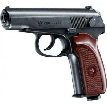 Пневматичний пістолет Umarex makarov pm ultra