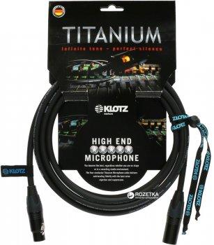 Мікрофонний кабель Klotz TI-M0500 5 м