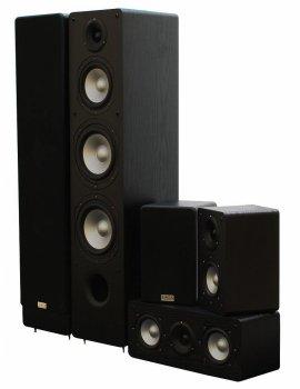 Комплект акустики 5.0 Taga Harmony TAV-406 v.2 Black