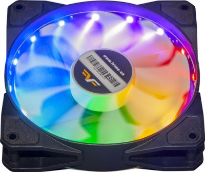 Кулер Frime Iris LED Fan 16LED Multicolor2 (FLF-HB120MLT216)