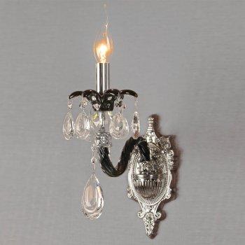 Бра настенное Light House ES-15545/1W черного цвета
