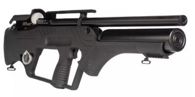 Пневматична гвинтівка Hatsan Bullmaster попередня накачування напівавтоматичний вогонь 320 м/с