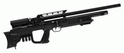 Пневматична гвинтівка Hatsan Gladius Long попередня накачування 355 м/с