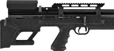 Пневматична гвинтівка Hatsan BullBoss попередня накачування 355 м/с