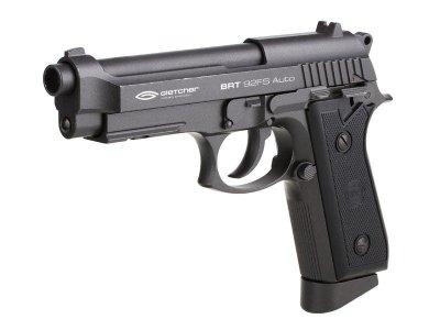 Пневматичний пістолет Gletcher BRT 92FS Auto Blowback Beretta M92 FS автоматичний вогонь блоубэк 100 м/с