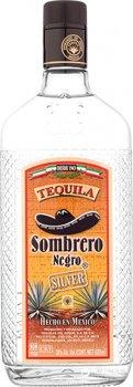 Текила Sombrero Negro Silver 0.375 л 38% (7501054835103)