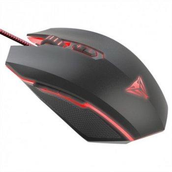 Мышь Patriot Viper V530 Black (PV530OULK) USB